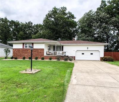 Boardman Single Family Home For Sale: 509 Oakridge Dr