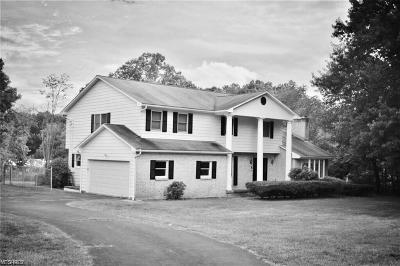 Austintown Single Family Home For Sale: 3855 Edinburgh Dr