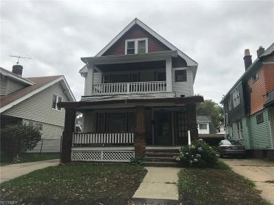 Cleveland Multi Family Home For Sale: 1185 East 145th St