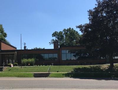 Guernsey County Commercial For Sale: 1300 Clairmont Ave