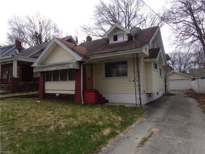 Single Family Home For Sale: 153 E Lucius Avenue
