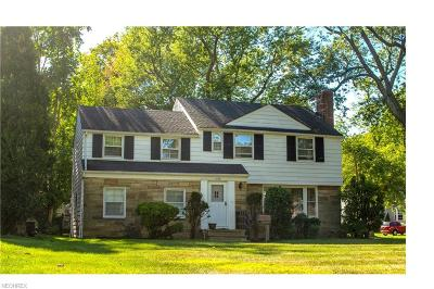 South Euclid Single Family Home For Sale: 1476 South Belvoir Blvd