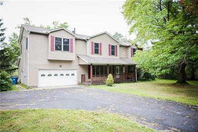 Geauga County Single Family Home For Sale: 8414 Kirkwood Dr