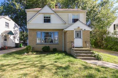 Willowick Single Family Home For Sale: 141 East 291st St