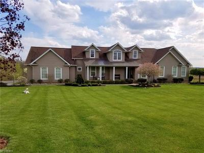 Zanesville Single Family Home For Sale: 4785 Tranquility Ln