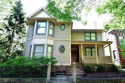 Cleveland OH Multi Family Home For Sale: $565,000