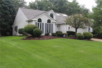 Strongsville Single Family Home For Sale: 17801 Cambridge Oval