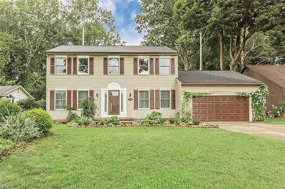 Painesville Single Family Home For Sale: 1045 Larchview Dr