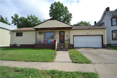 Cleveland OH Single Family Home Pending: $149,900