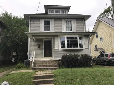 Zanesville Single Family Home For Sale: 453 Yale Ave