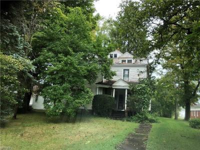 Jefferson Single Family Home For Sale: 93 W Jefferson Street
