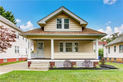 Cleveland OH Single Family Home For Sale: $129,900