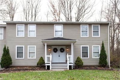 North Royalton Single Family Home For Sale: 10151 Edgerton Rd