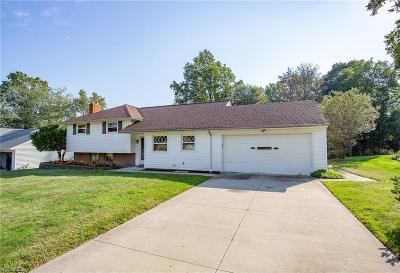 Richmond Heights Single Family Home For Sale: 715 Radford Dr