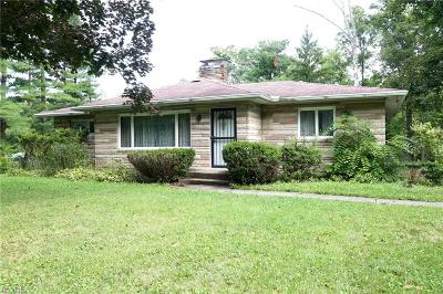 Single Family Home For Sale: 6547 State Route 5