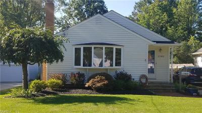 Westlake Single Family Home For Sale: 23905 Smith Ave