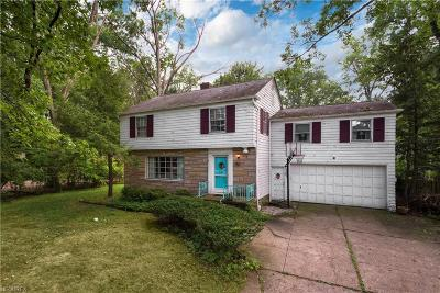 Westlake Single Family Home For Auction: 26245 Hilliard Blvd