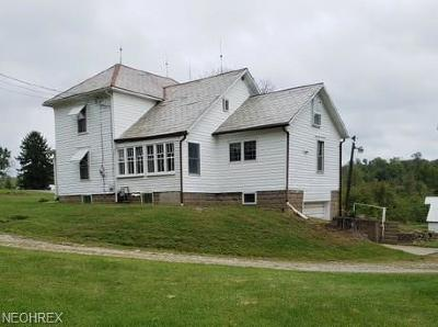 Hopewell OH Single Family Home For Sale: $94,500
