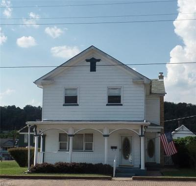 Wellsville Single Family Home For Sale: 1235 Main St