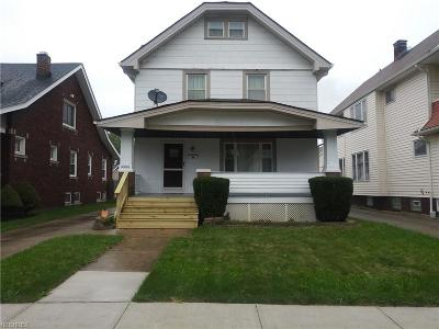 Cleveland Single Family Home For Sale: 10818 Almira Ave
