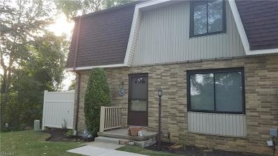 Eastlake Condo/Townhouse For Sale: 35953 Lake Shore Blvd #D2