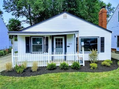 Wickliffe Single Family Home For Sale: 29033 Fuller Ave