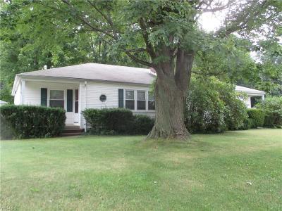 Mentor Multi Family Home For Sale: 6345 Reynolds Rd
