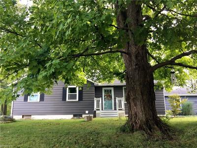 Medina OH Single Family Home For Sale: $164,900