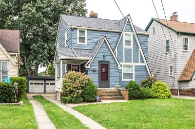 Single Family Home Sold: 16305 Larchwood Ave
