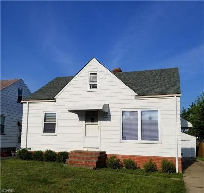 Parma Single Family Home For Sale: 5232 West 46th St