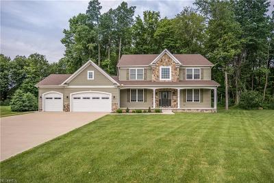 Madison Single Family Home For Sale: 2412 Greenbriar Ln