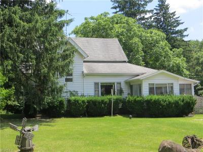 Ravenna Single Family Home Active Under Contract: 3192 State Route 59