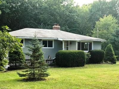 Single Family Home For Sale: 7090 Hughes Rd