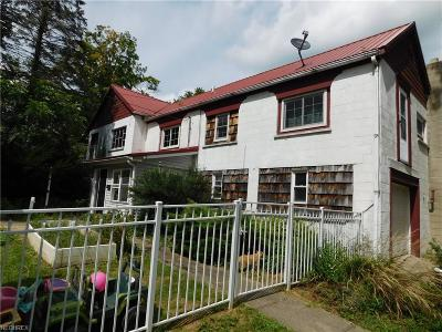 Geauga County Single Family Home For Sale: 18386 Mill Rd