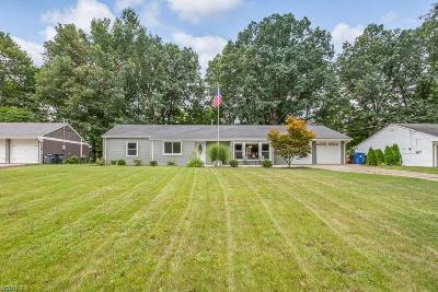 Single Family Home For Sale: 23305 Lincolnshire Dr