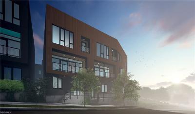 Single Family Home For Sale: 404 Jefferson Ave #E