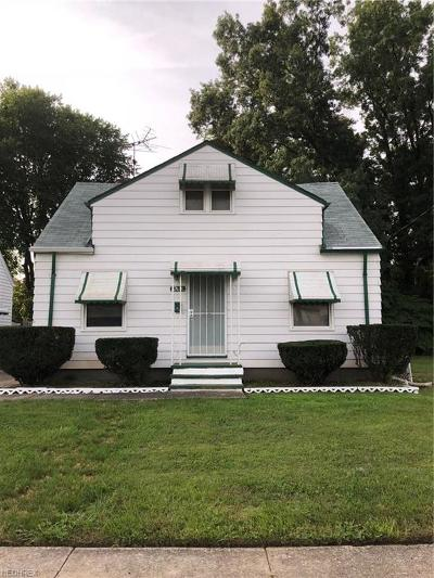 Single Family Home For Sale: 12601 Emery Ave