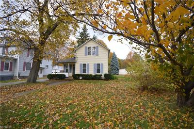 Painesville Single Family Home For Sale: 745 East Erie St