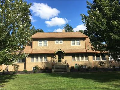 North Olmsted Single Family Home For Sale: 5275 Dover Center Rd