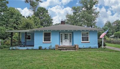 Madison Single Family Home For Sale: 7901 Southern St