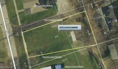 Huron County Residential Lots & Land For Sale: 1st St