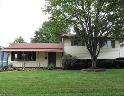 Single Family Home For Sale: 13442 Havendale Dr