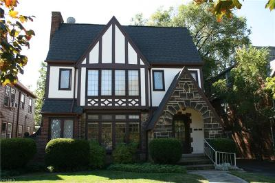 Shaker Heights Multi Family Home For Sale: 17924 Winslow Rd