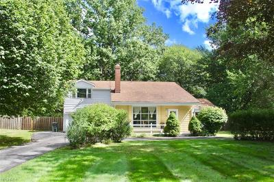 Richmond Heights Single Family Home For Sale: 393 Douglas Blvd