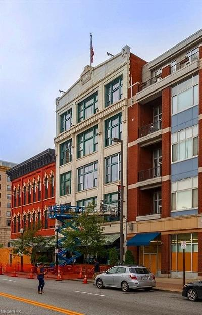 Condo/Townhouse For Sale: 1951 West 26th St #509