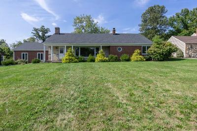 Brecksville Single Family Home For Sale: 8626 Brecksville Rd