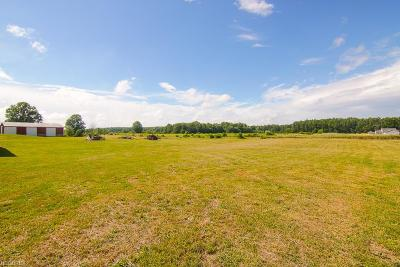 Lorain County Residential Lots & Land For Sale: 34066 Grafton Eastern Rd