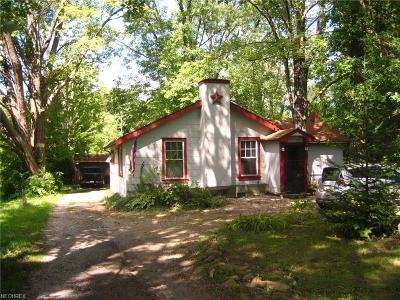 Single Family Home For Sale: 31438 Center Ridge Rd