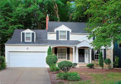 South Euclid Single Family Home For Sale: 1744 South Belvoir Blvd