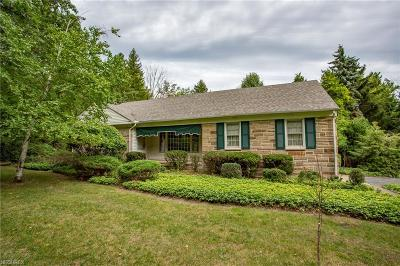 Highland Heights Single Family Home For Sale: 6053 Wilson Mills Rd